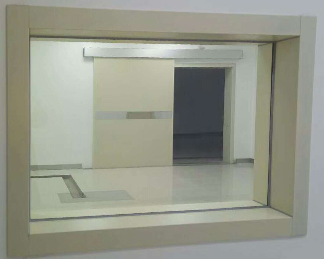 x光室防辐射铅玻璃