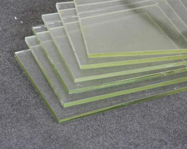 防辐射专用铅玻璃