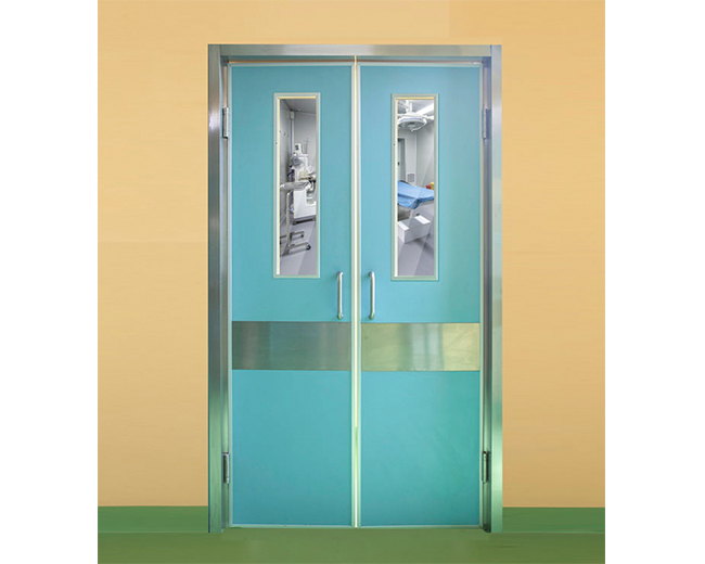 x光室防辐射铅门