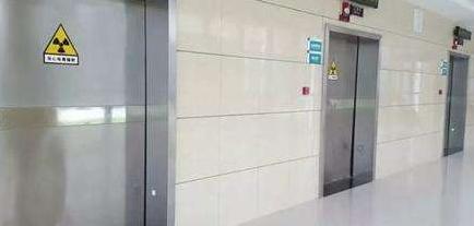x光防辐射门