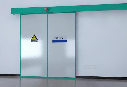 医用铅防护门