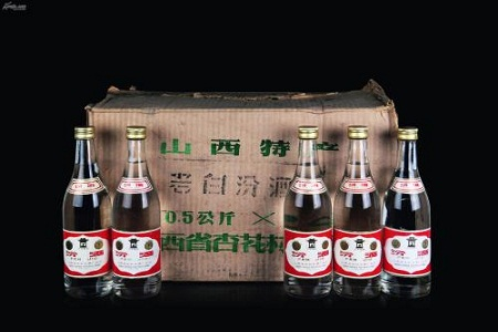 老汾酒回收