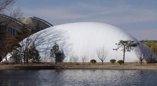 污水池加盖膜材使用需要格外留意哪些性能呢?