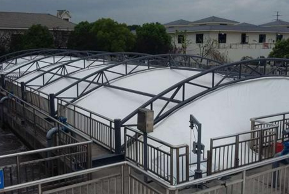 讲讲怎么提高污水池膜加盖结构质量的把控点