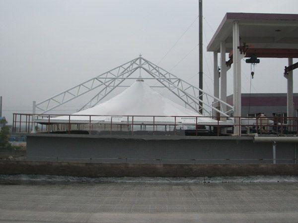污水池反吊膜加盖有哪些特点?