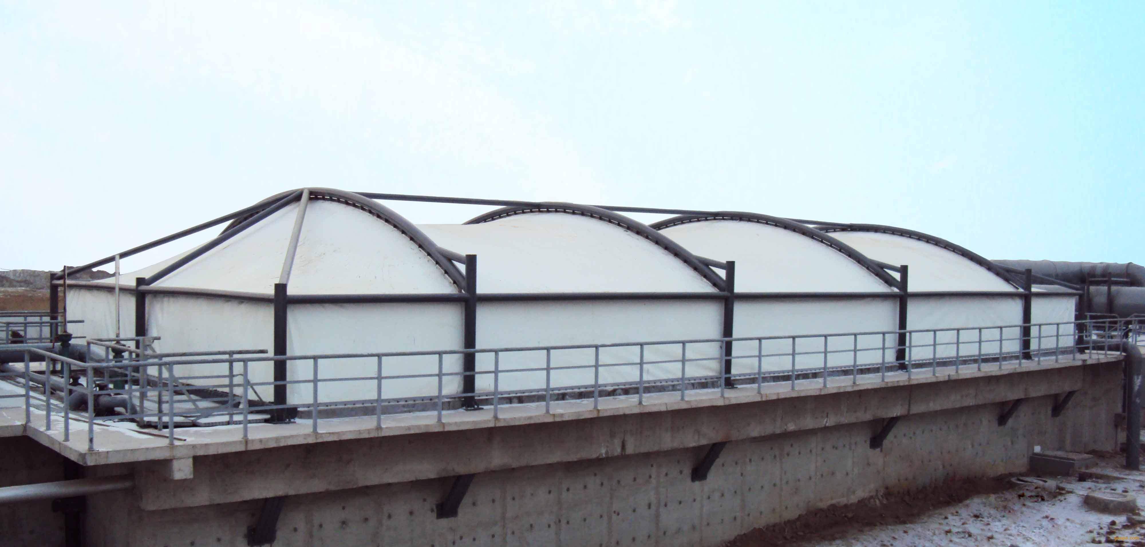污水池膜加盖的防腐性能简单分析