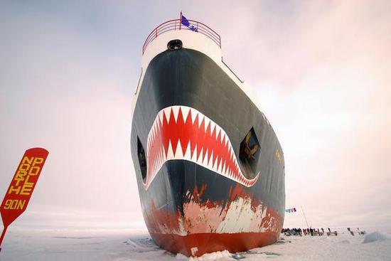 中核集团电子商务平台披露首艘核动力破冰船_双面绒速干运动毛巾