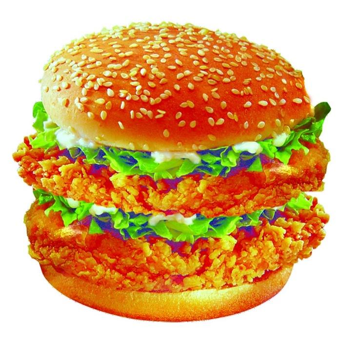 双层堡-昆明炸鸡汉堡加盟连锁