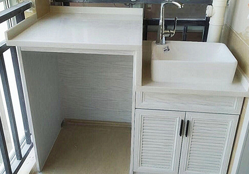 铝型材浴室柜