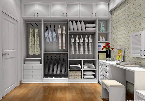 金屬材質衣櫃中為何鋁合金衣櫃大受歡迎呢