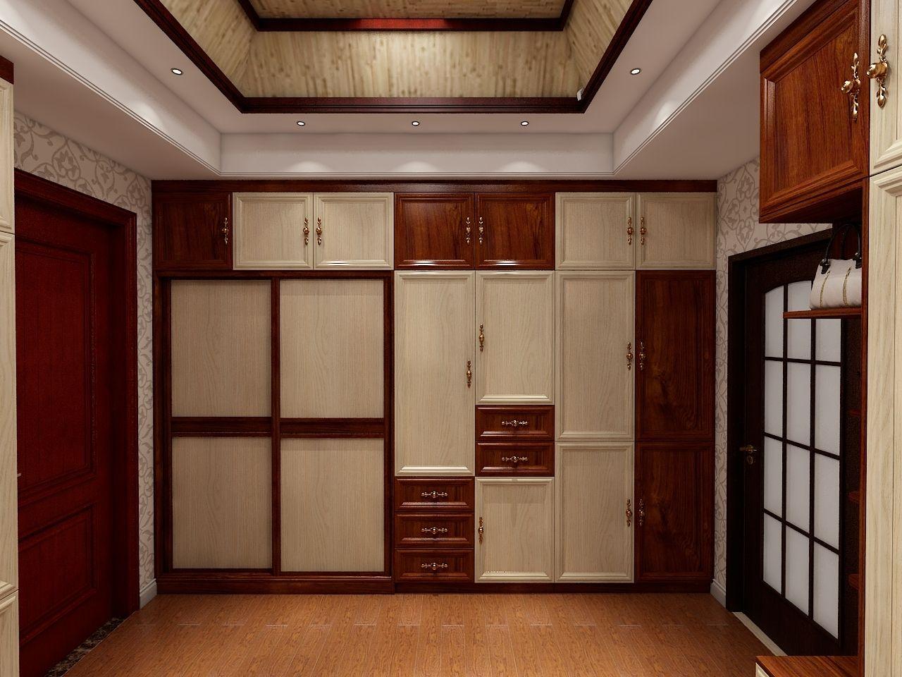 福州铝合金衣柜
