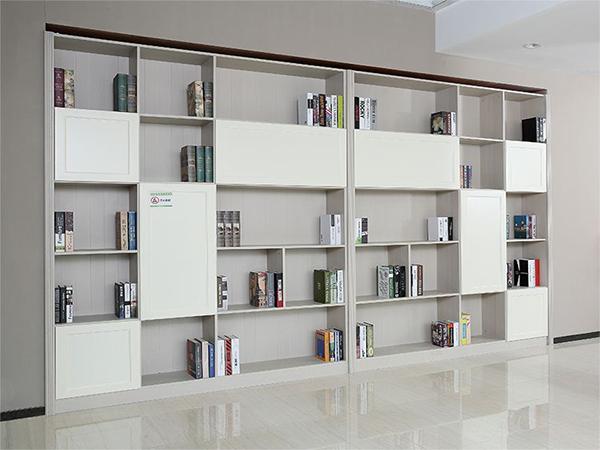 多功能铝合金书柜