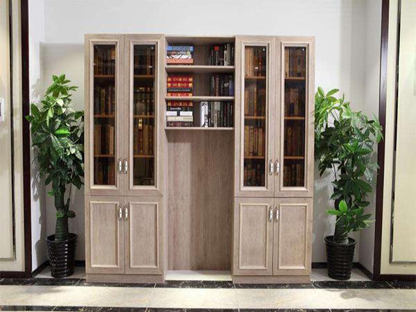 全铝合金书柜