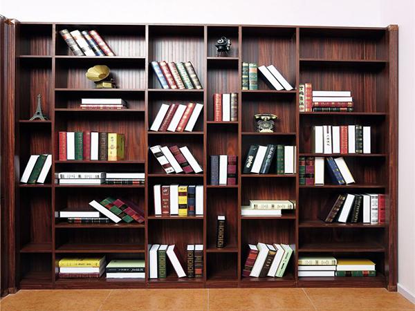 铝合金组合书柜