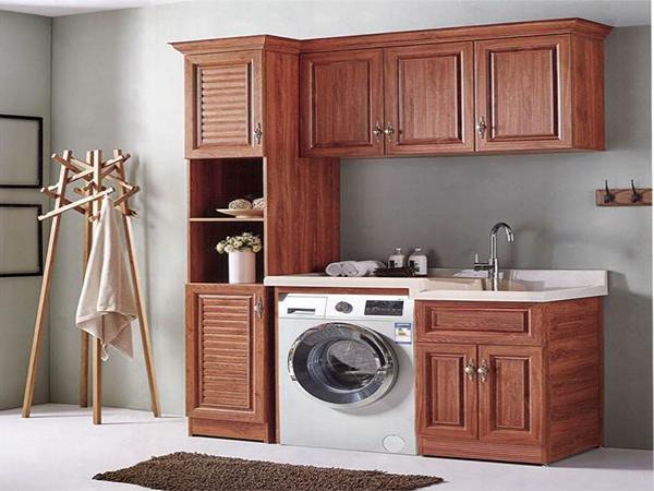 铝材洗衣柜