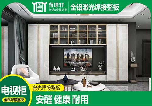 全铝简约电视柜