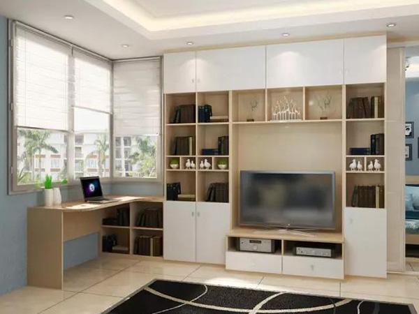全铝组合电视柜