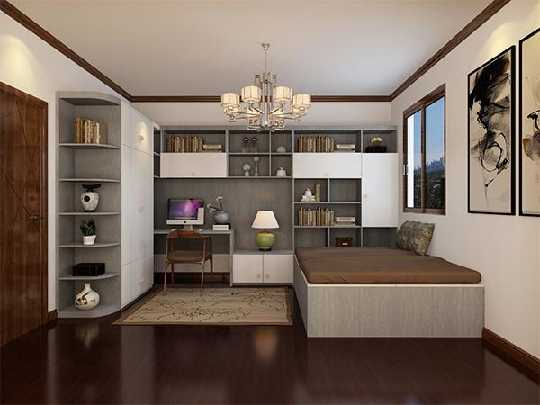 铝合金家具书柜