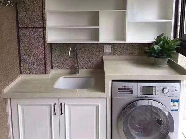 室外全铝洗衣柜