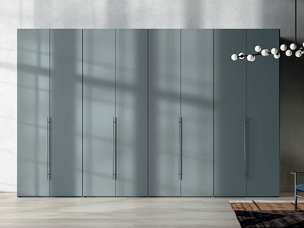 铝合金整体衣柜