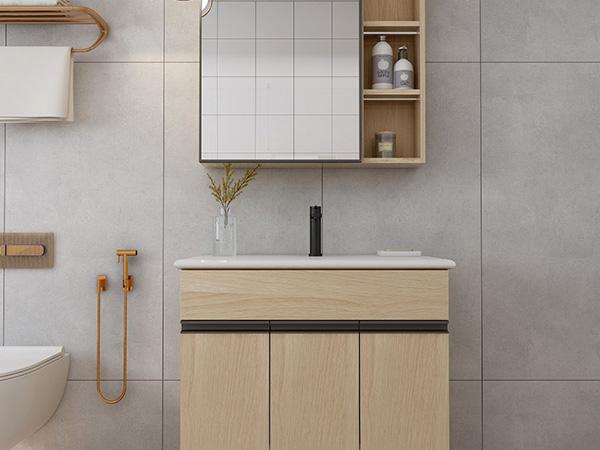 福州全铝浴室柜怎么增长它们的使用期限?