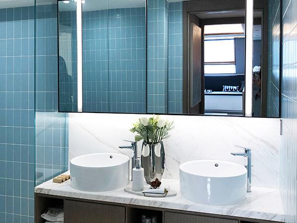 欧式全铝浴室柜