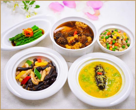 科学营养健康月子餐