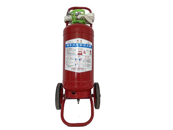 MFTZ-ABC20推车式干粉灭火器