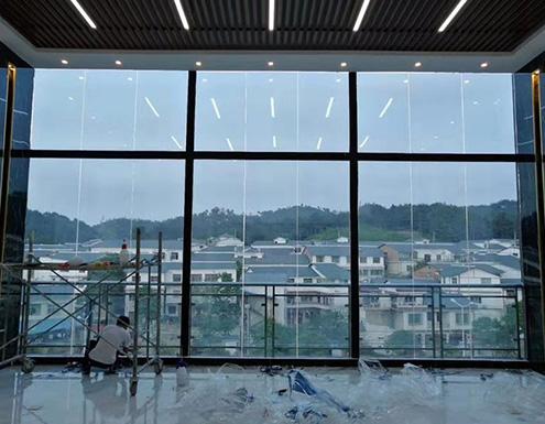 建筑门窗玻璃贴膜
