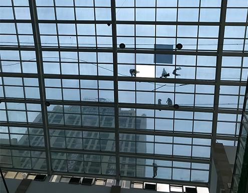 建筑玻璃隔热防爆贴膜
