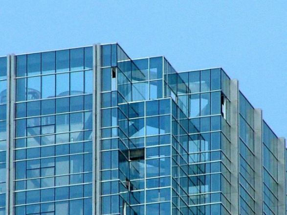 建筑玻璃贴膜的六大优势