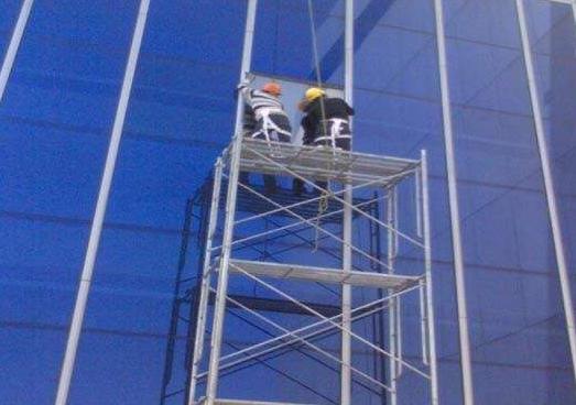 建筑玻璃贴膜已成为一个行业标准