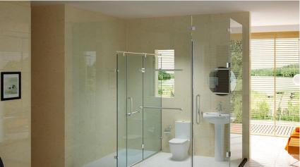 淋浴房的玻璃防爆膜很重要吗?