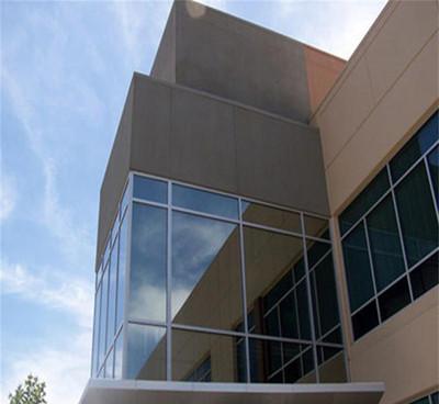 浅谈建筑玻璃贴膜的未来发展前景