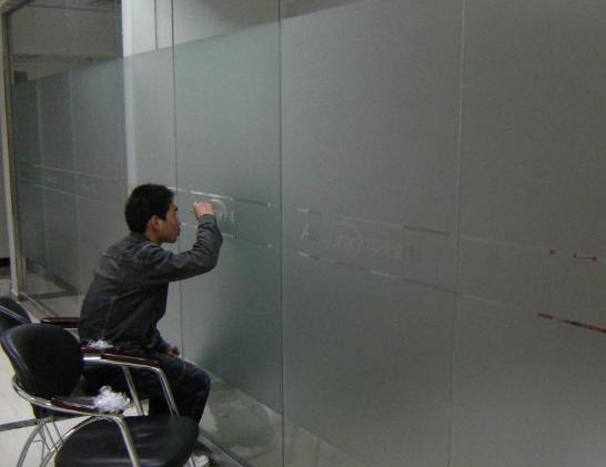 家装玻璃贴膜有气泡怎么办?如何保养?