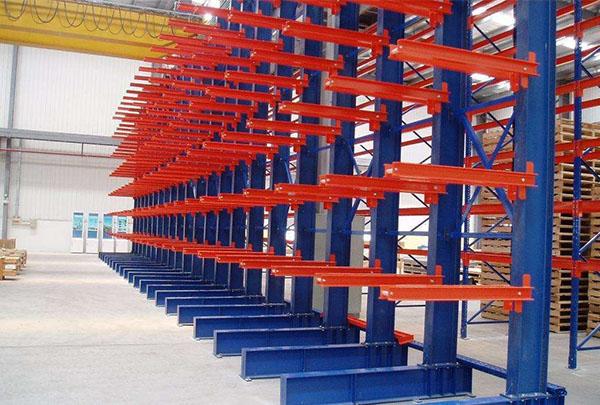 大型超市悬臂式仓储货架