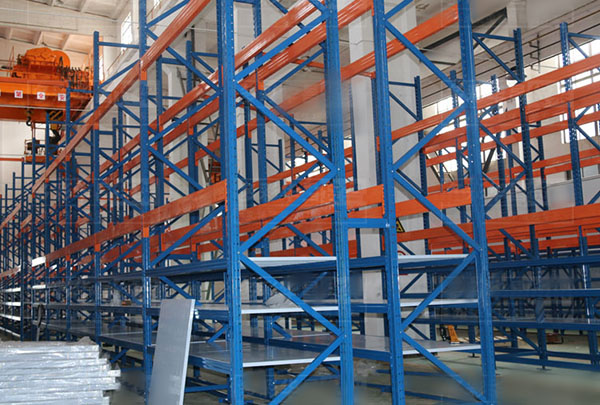物流托盤式倉儲重型貨架
