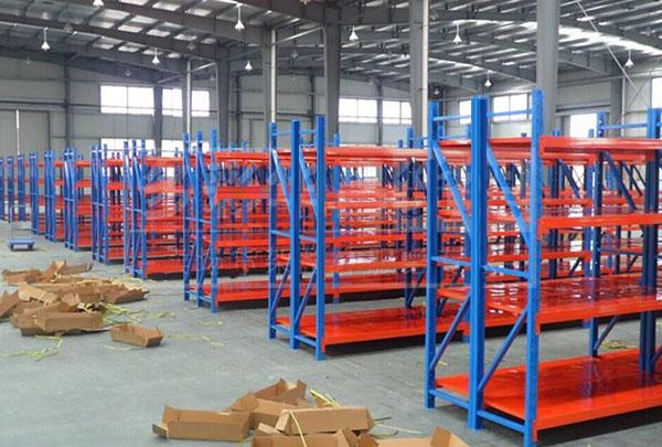 電子廠層板式倉儲貨架