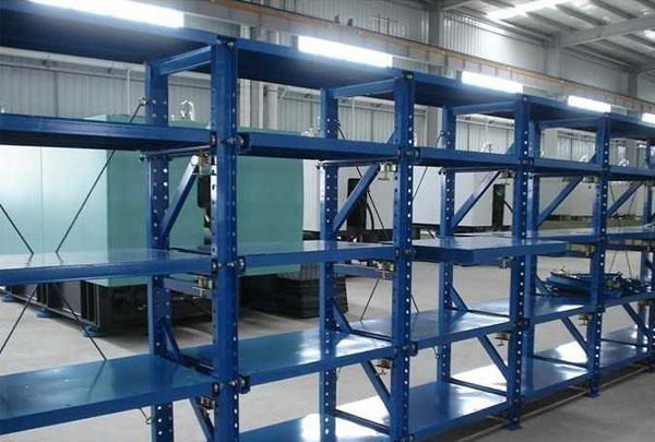 機械設備廠抽屜式倉儲貨架