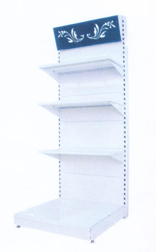 方管背板超市貨架