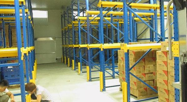重型货架运用案例展示