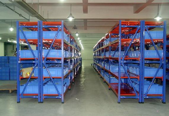 重型倉儲式貨架案例展示