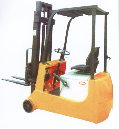 CPD-SZ電動平衡縱式叉車