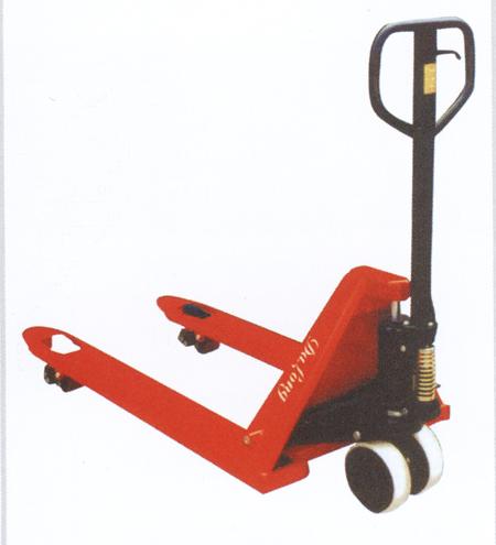 昆明CBY系列手動液壓托盤搬運車