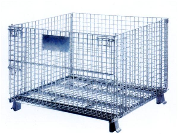 折疊倉儲籠