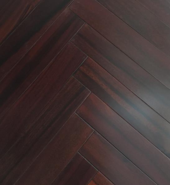 湖南人字拼实木地板