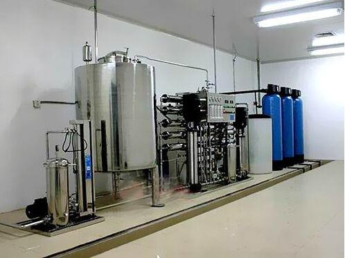 瓶装纯净水设备