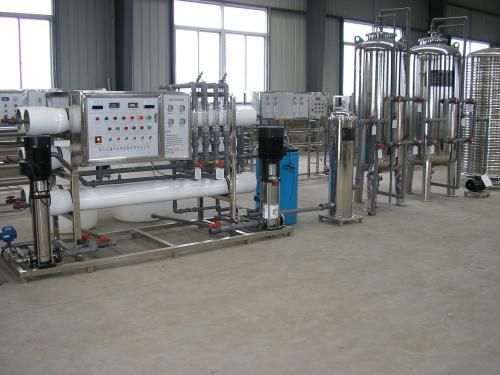 工业纯净水设备