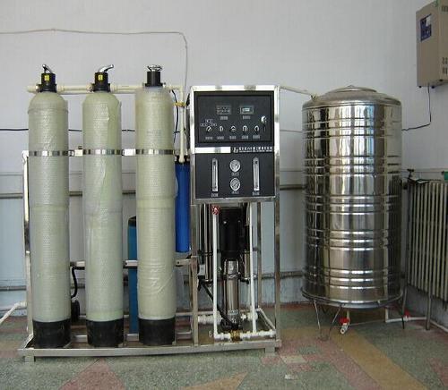讲解纯净水设备中阻垢剂的作用