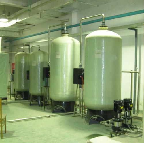 了解软化水设备的工作流程